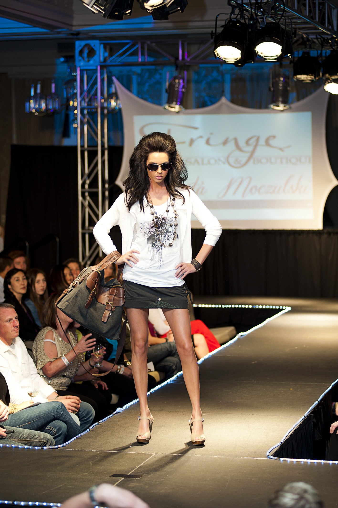 Spokane Fashion Model